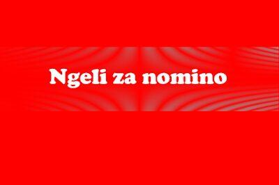 NGELI ZA MANENO