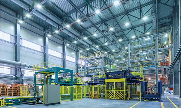 Energy-Efficient Industrial Lighting Solutions | Wipro Lighting