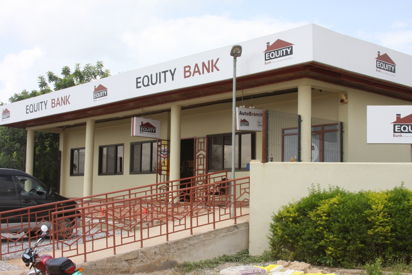 Equity Bank shuts down seven branches to cut losses - Business ...