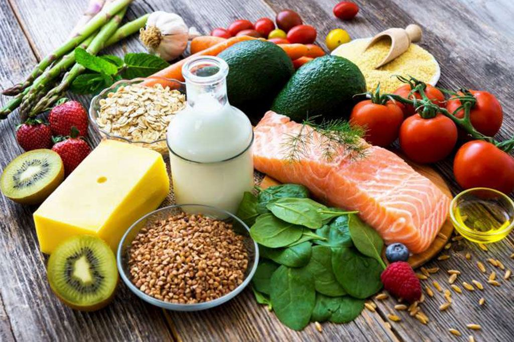 Five rules for a healthy and balanced diet - Mulebar