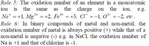 Formula Bonding and Nomenclature