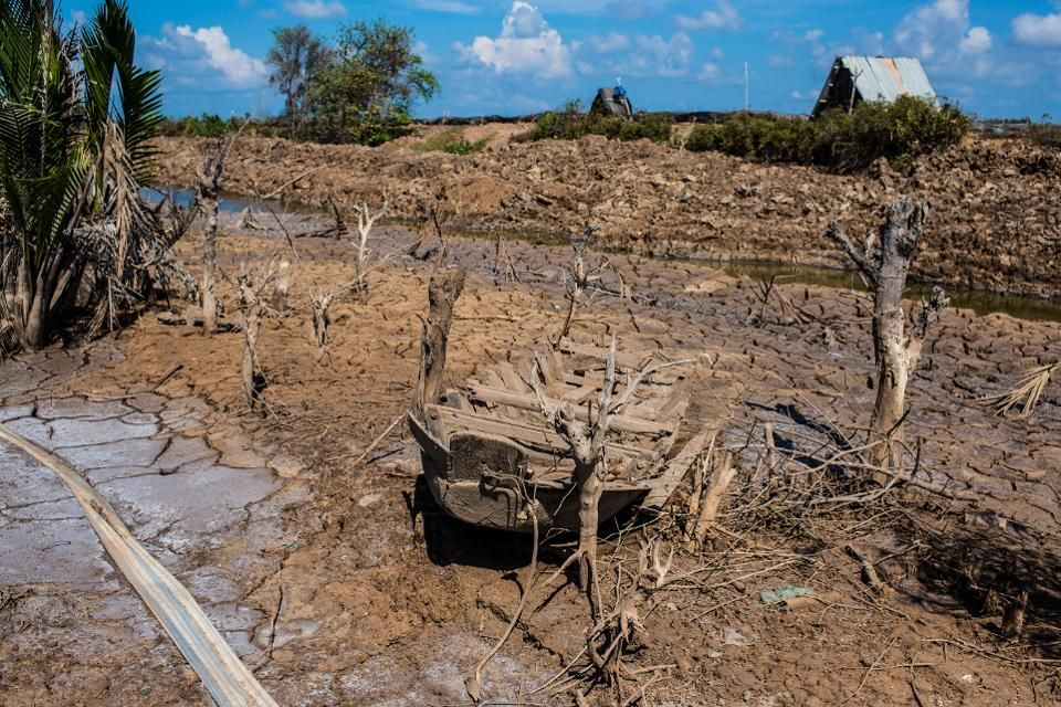 Why Vietnam Is Running Dry, Worst Drought In Nearly 100 Years
