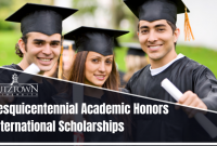 Study in USA With Kutztown University Sesquicentennial Academic Honors Scholarship