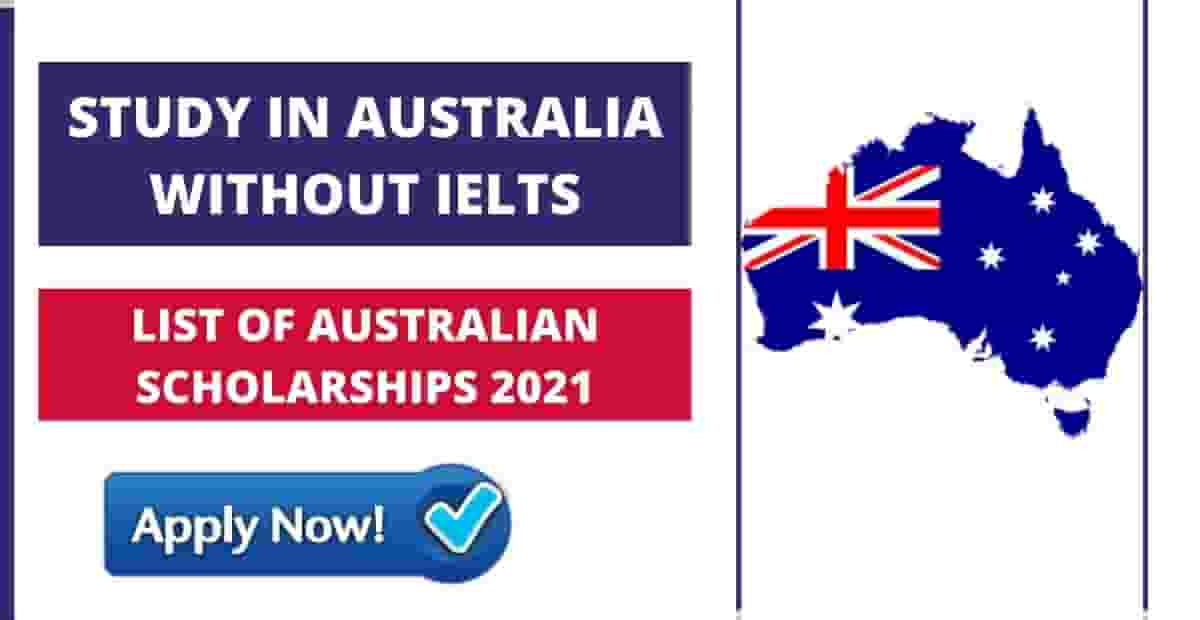 Scholarships in Australia Without IELTS | Fully Funded