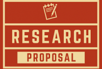 GEOGRAPHY FOR 5-THE RESEARCH PROPOSAL