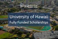 Full Funded Scholarship Opportunity At University Of Hawaii in USA,2022